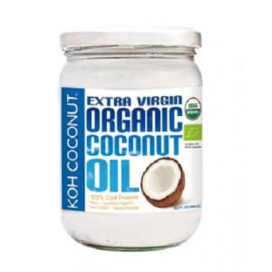 Hladno stiskano, deviško, kokosovo olje
