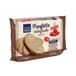 Polnozrnati kruh Panfette Integrale, v rezinah
