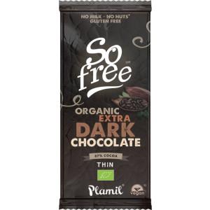 Ekstra temna čokolada s 87% kakava