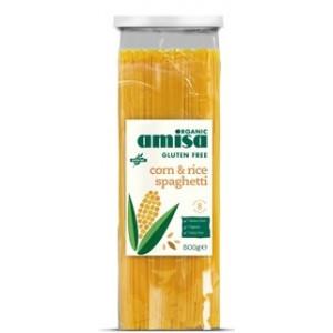 Testenine iz riža in koruze, špageti Spaghetti