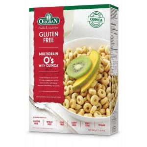 Večzrnati kosmiči, s kvinojo