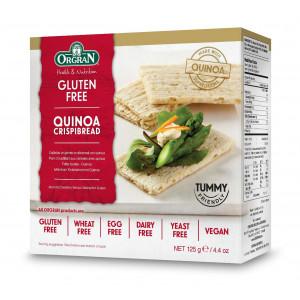 Hrustljavi večzrnati kruhki s kvinojo