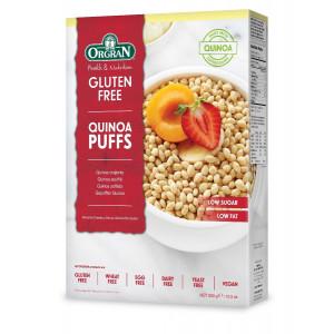 Kvinojini napihnjenci, z manj sladkorja in maščob