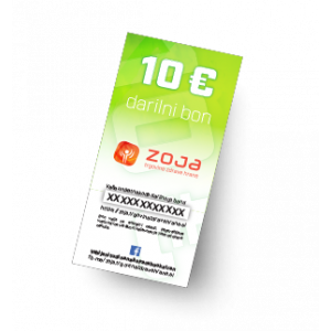 Darilni bon 10€