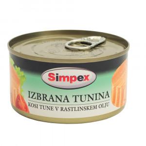 Tuna v olju