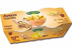 Ovseni desert z vaniljo