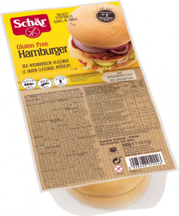 Kruhki za hamburger