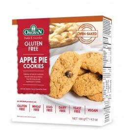Piškoti jabolčna pita
