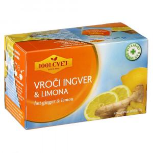 Čaj ingver in limona