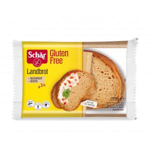Domači kruh Landbrot, v rezinah