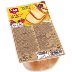 Sladki kruh Pain Brioché, v rezinah