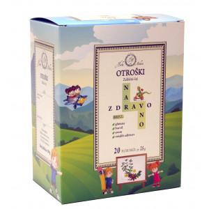 Zeliščni čaj Naravno zdravo, otroški