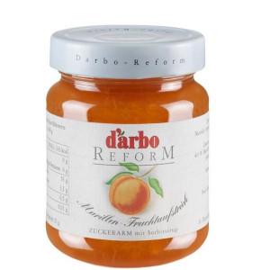 Marelični džem, brez dodanega sladkorja, 40% sadni delež