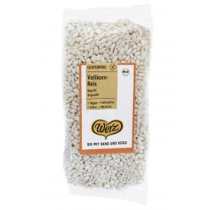Polnozrnati riževi napihnjenci, brez dodanega sladkorja