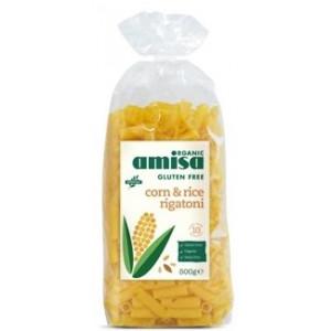 Testenine iz riža in koruze, Rigatoni