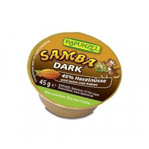 Namaz s temno čokolado Samba