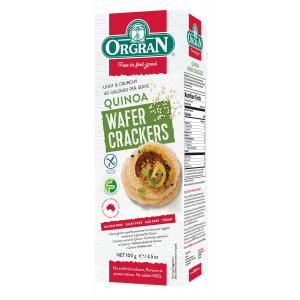 Večzrnati krekerji s kvinojo