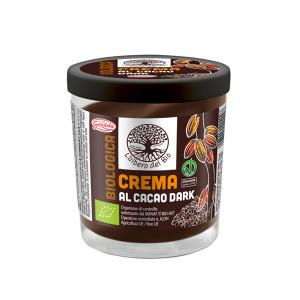 Kremni namaz iz temne čokolade