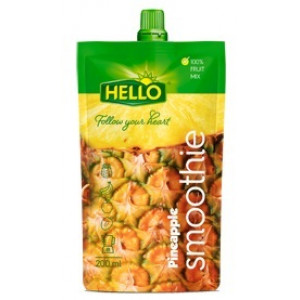 Smoothie ananas, 100%