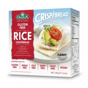 Hrustljavi riževi kruhki
