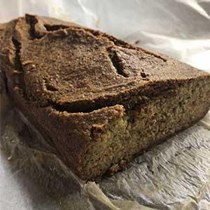 Kvinojin kruh s chia semeni